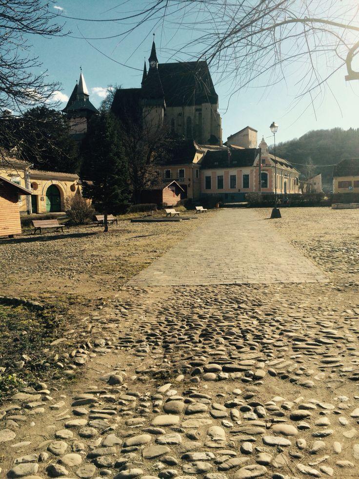 #Biertan village