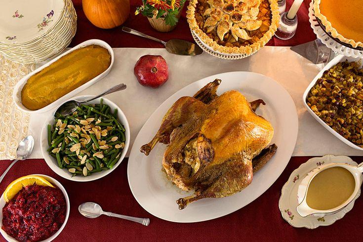 Planning ahead for Thanksgiving dinner