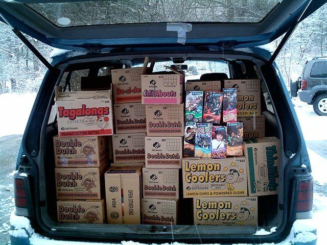 Ladrão rouba R$ 38 mil em biscoitos nos EUA