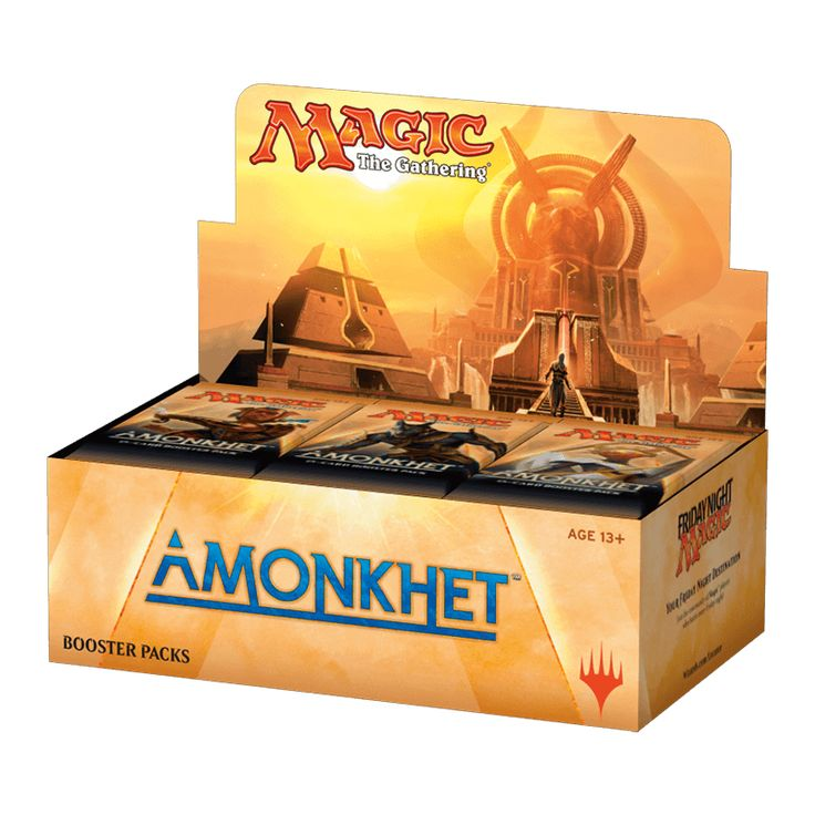 Magic the Gathering Amonkhet Booster Box PRESALE $149 @cardtasticcollectables