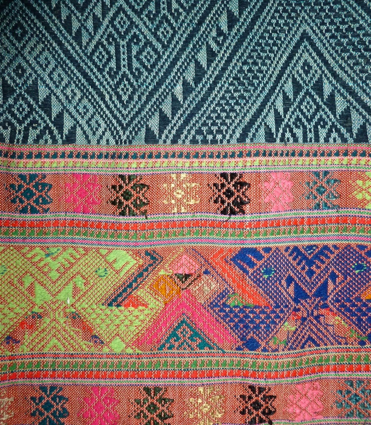 lao textile