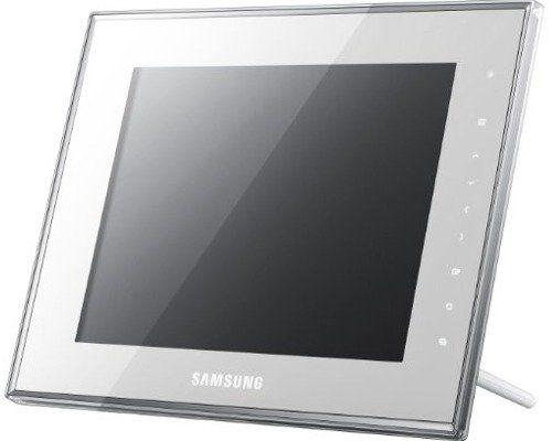 "Samsung SPF800W Digitale Fotolijst 8"" Wit"