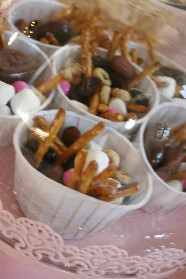 Trail Mix-perfect snack for a horse themed birthday
