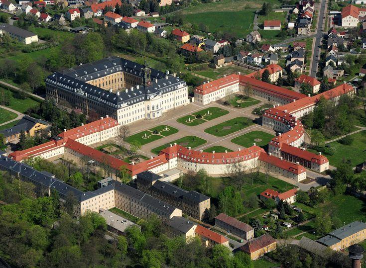 Jagdschloss Hubertusburg, Wermsdorf