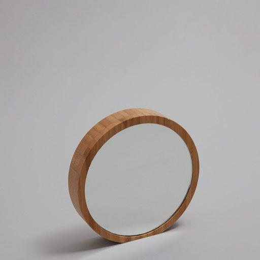 25 beste idee n over bamboe spiegel op pinterest - Spiegel mit bambusrahmen ...
