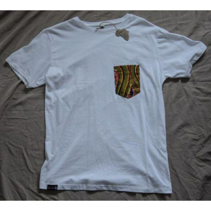 Doxa Clothing Organic Pocket Tee - African