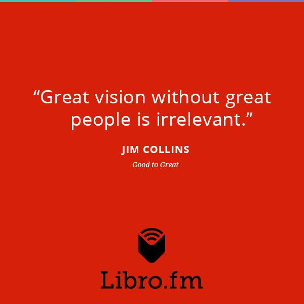 Great Business Quotes Vision: 36 Best Good To Great Images On Pinterest