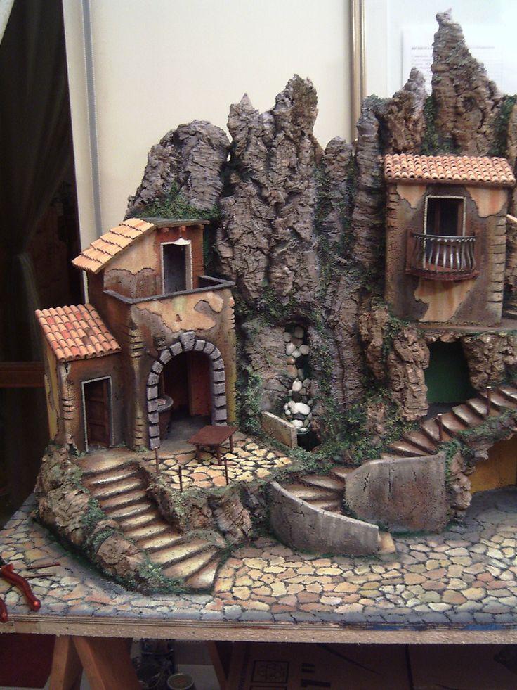 Oltre 1000 idee su presepi su pinterest nativit set di - Minibar per casa ...