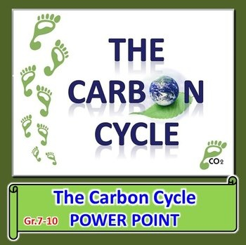 31 slide powerpoint 9(D) identify the significance of the carbon dioxide-oxygen cycle to the survival of plants and animals.
