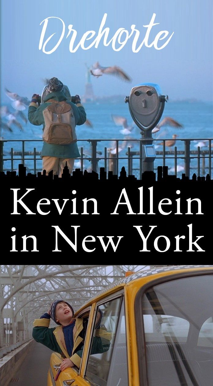 Kevin allein in New York: Die Drehorte des Kultfilms mit Macaulay Culkin