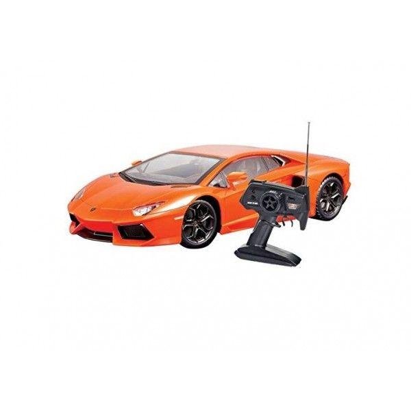 MJX 1:14 Lamborghini Aventador LP700-4 with Mini Steering wheel - Ride On &…