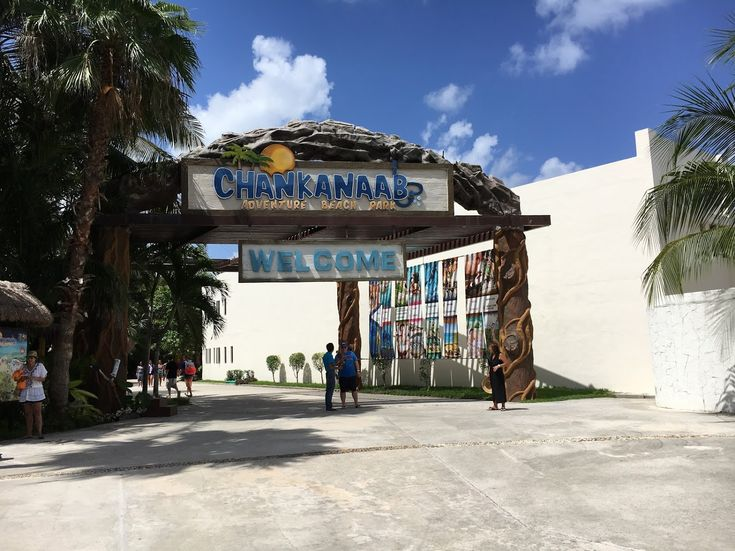 If you're in Cozumel and looking for a beach day with activities, food, drink, and a spa, you might want to consider Chankanaab. This is my review.