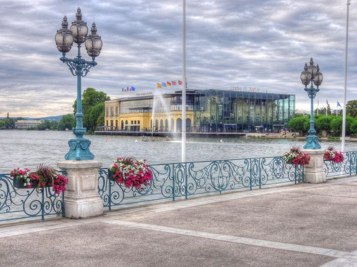 Lac d'Enghien les Bains