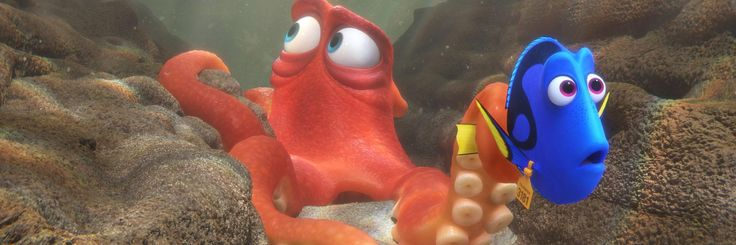 Finding Dory for Rent, & Other New Releases on DVD at Redbox