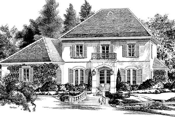 1000 Ideas About French House Plans On Pinterest Living