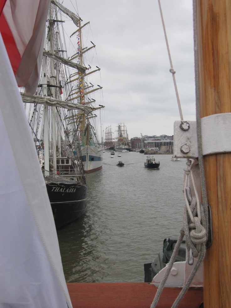 Tall Ships Regatta 2011
