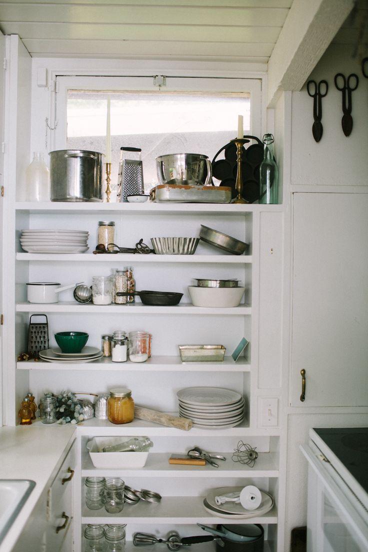 Pantry Interior Ideas Pinterest Open Shelving Plate