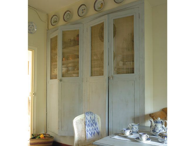 Would Love These Doors For The Pantry And Laundry Room