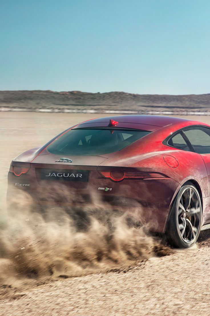 A Faster And More Dynamic All Wheel Drive Version Of The Jaguar F Type Will  Debut At The Los Angeles Auto Show Later This Month.