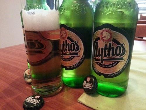 Mythos. Hellenenic Lager Beer. #bier #beer