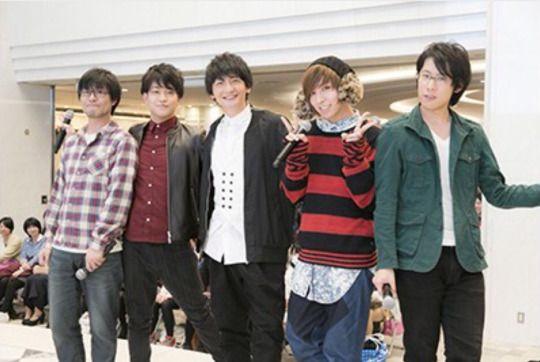 All about Aoi Shouta, Voice Actors and Utapri.