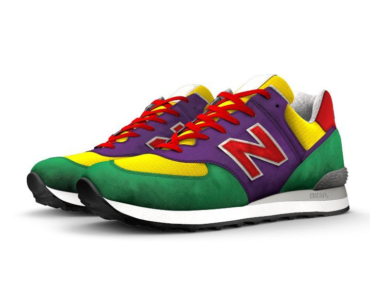 Today you can design a NB Custom 574 that's a one-of-a-kind look to match  your personal style. The 574 silhouette is the epitome ...