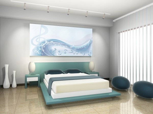 Amazing Modern Bedrooms With Luxury Bedroom Furniture In