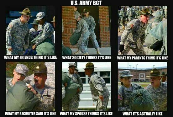 Us Army Bct Random Pinterest