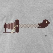 Le petit oiseau va sortir !