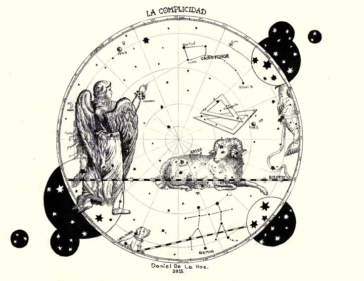 La Complicidad.  (Portada de un fanzine de poesía). Daniel De La Hoz Bejarano. 2015.