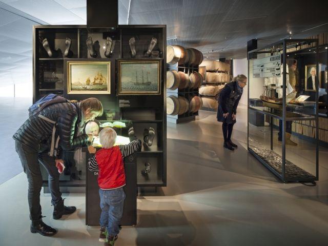 Museo Marítimo de Dinamarca porción Kossmann.dejong - Noticias - FRAMEweb