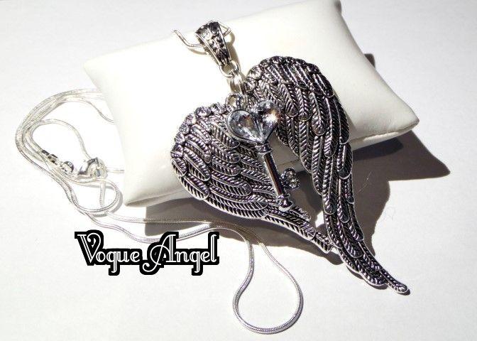 Unlock your wings... www.vogueangel.ca