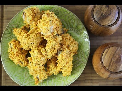 Fırında Kızarmış Tavuk Kanadı Tarifi - İdil Tatari - Yemek Tarifleri - YouTube