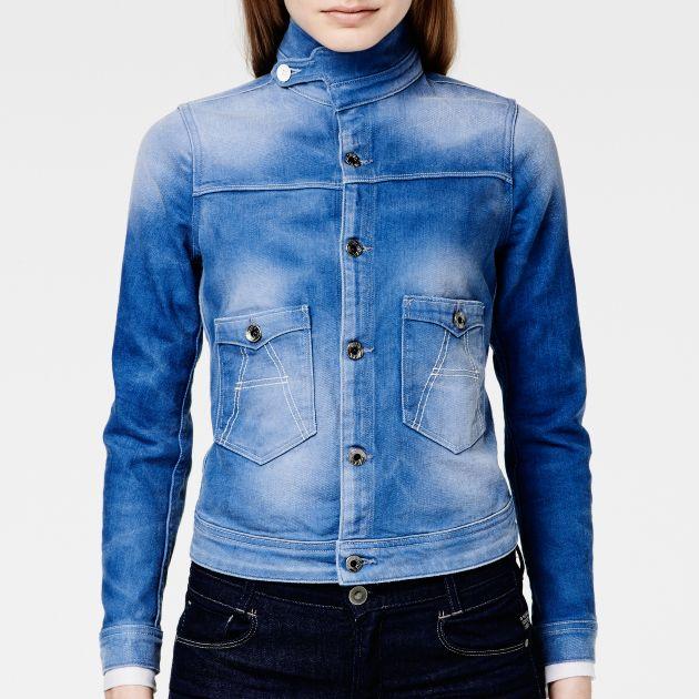 G-Star RAW-A-crotch Jacket-Women-Jackets