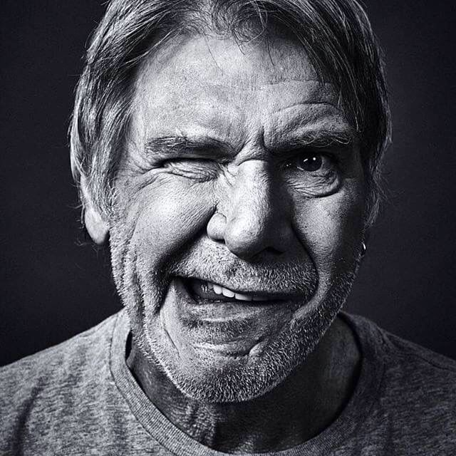 Harrison ford harrison fordsketchbook inspirationphotography portraits photojournalism