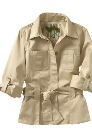 Old Navy safari jacket