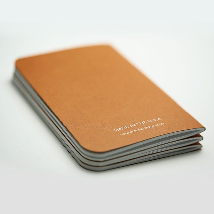 Word. Notebooks are designed to help organize your life while looking good in the process. Each pocket notebook features 48 pages of lined paper with the unique