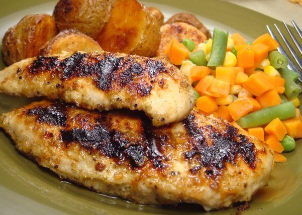 Mrs Dash Grilled Honey Dijon Chicken Recipe Genius Kitchen Dash Diet Recipes Low Sodium Dinner Heart Healthy Recipes