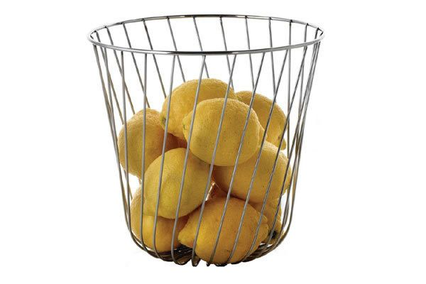 A Tempo Wire citrus basket