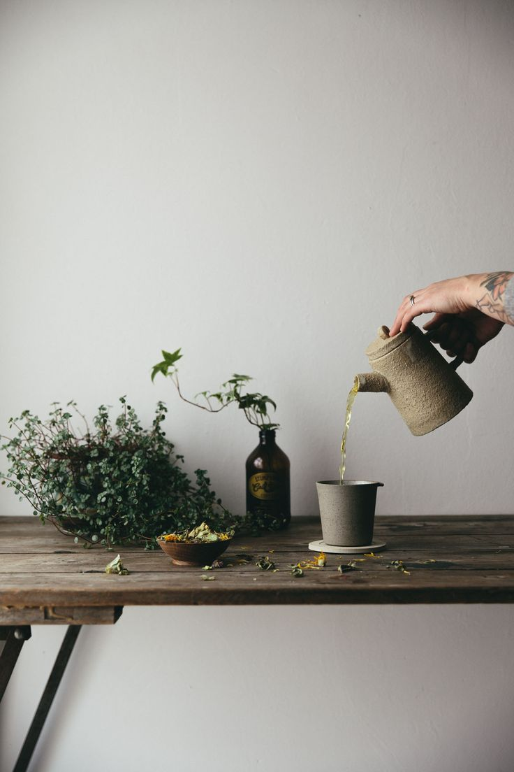 Blend gourmet herbal tea - Mountain Organic Herbal Tea Blend