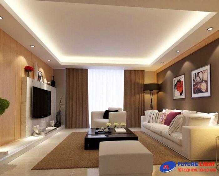 N led d y trang tr a d ng nhi u m u s c l a ch n for Interior design lighting principles