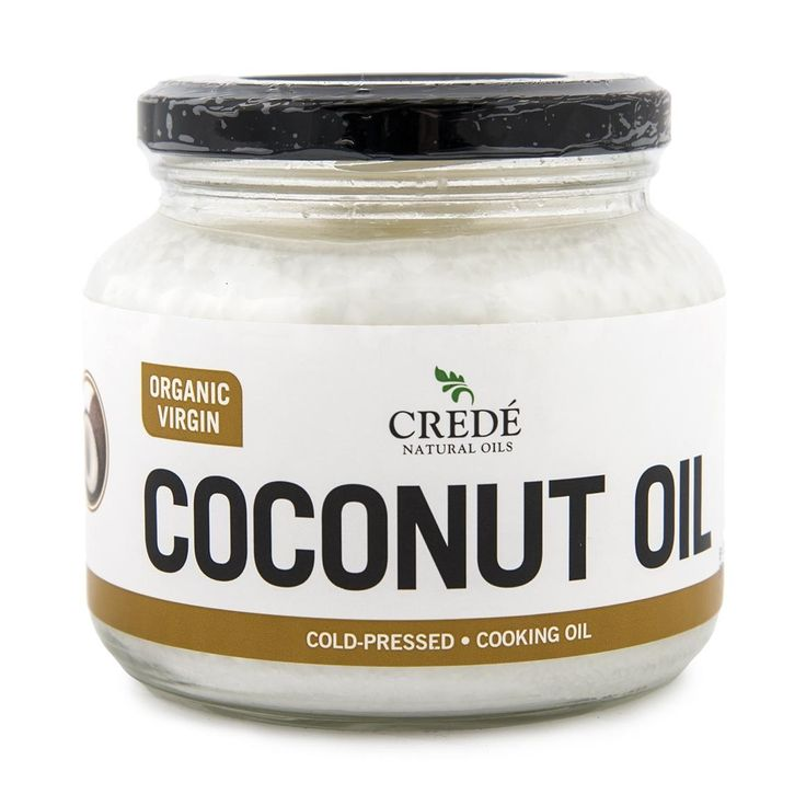 Credé Coconut Oil 500ml