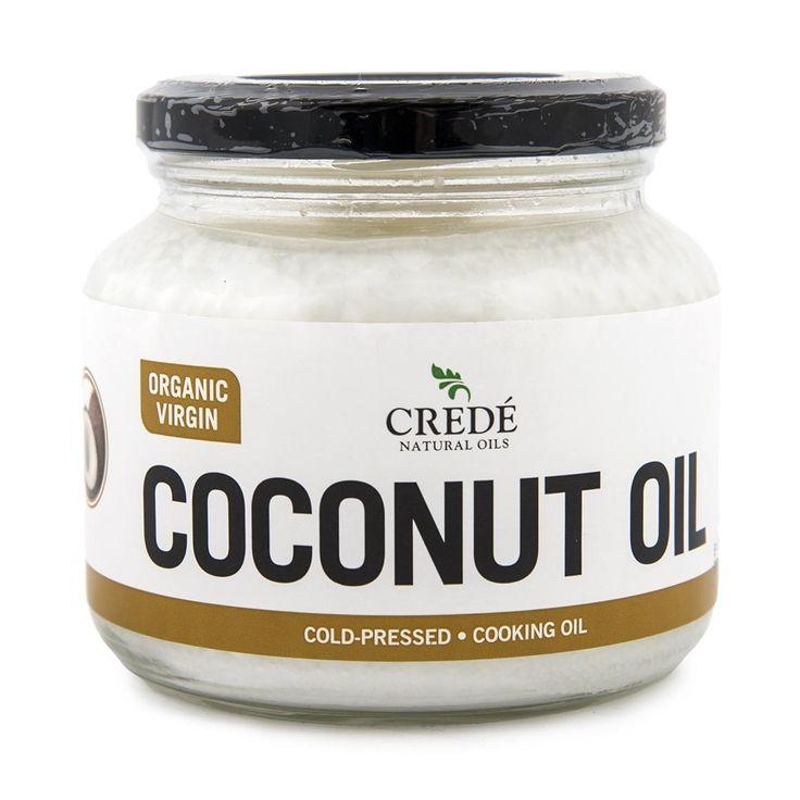 Credé Coconut Oil 500ml