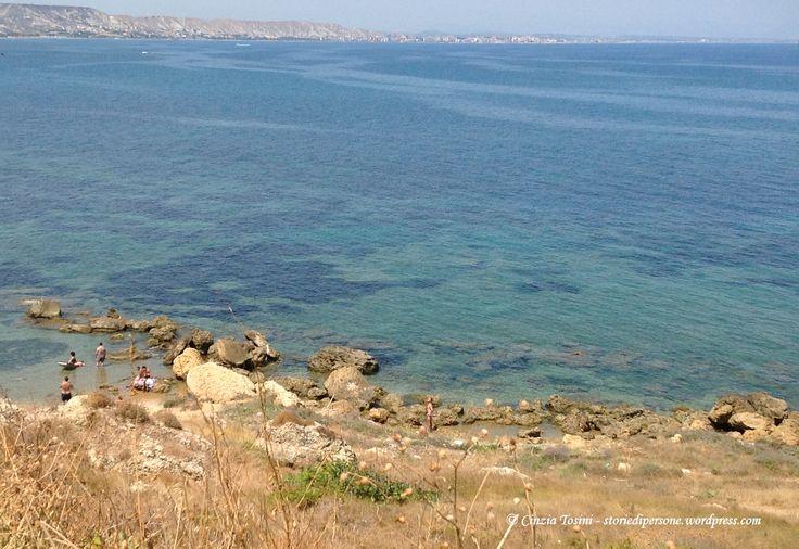 Riserva Marina di Capo Colonna #Crotone #Calabria
