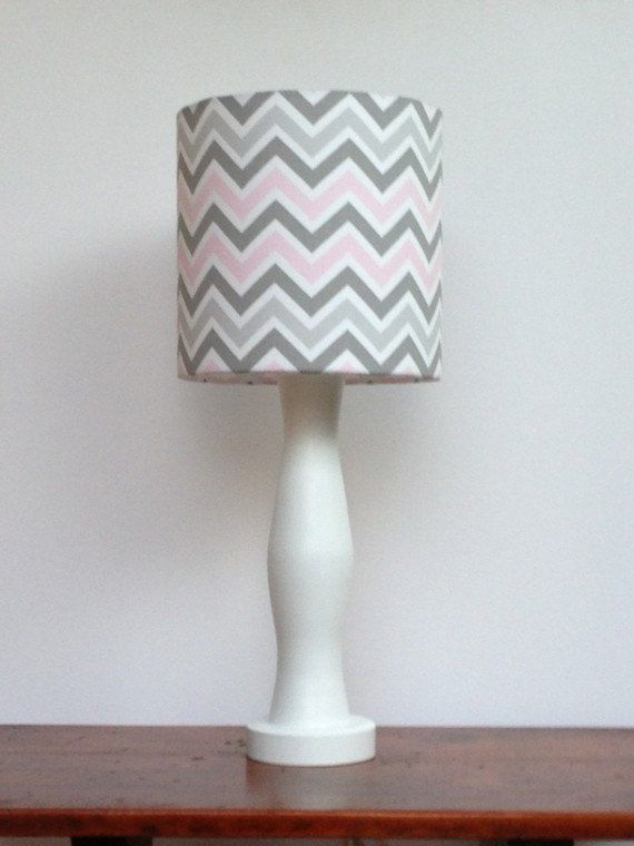 34 best Cute lamps images on Pinterest | Drum lamp shades, Chevron ...