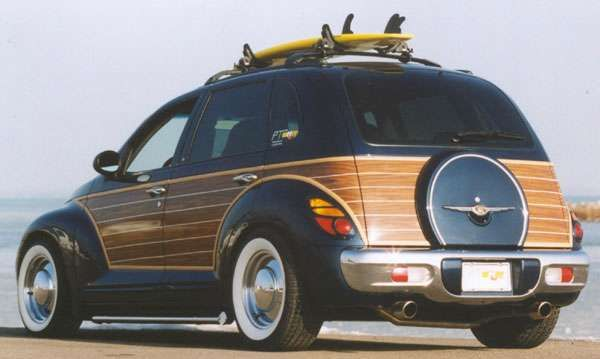 WOODY Accessories For Chrysler PT Cruiser | Cars That Caught My Eye |  Pinterest | Cars