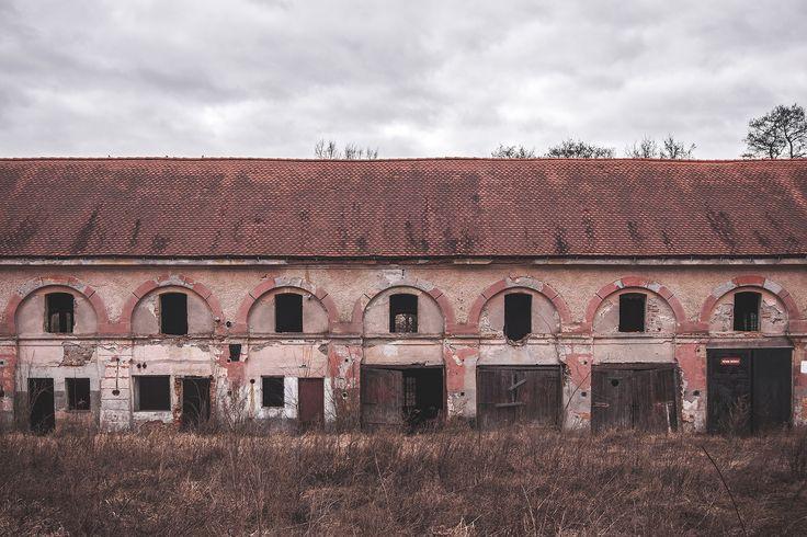 Železiarne v Drnave - Čierne diery
