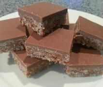 Mars Bar Slice - Thermomix
