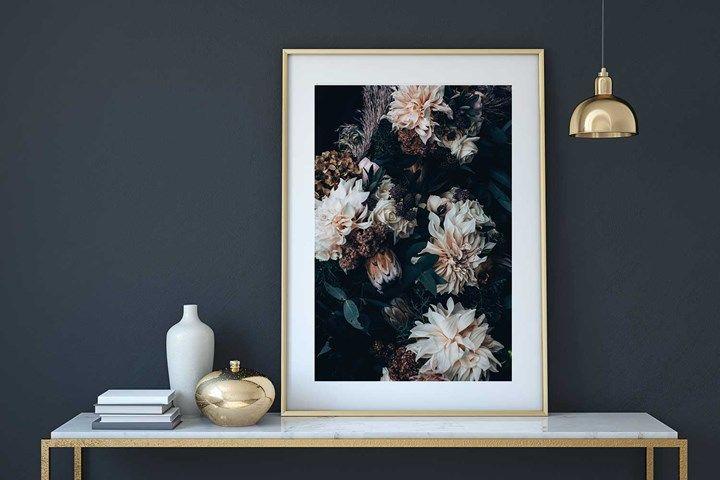 Runa + Holly art   Home Beautiful Magazine Australia