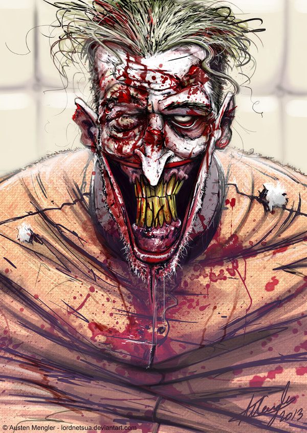 The Last Laugh by LordNetsua.deviantart.com on @deviantART